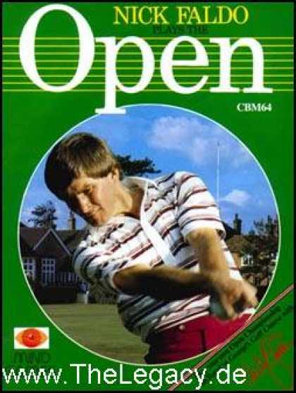 Misc. Games - Nick Faldo plays the Open