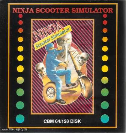 Misc. Games - Ninja Scooter Simulator