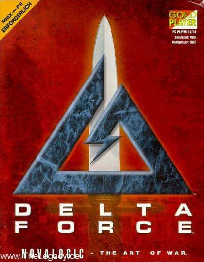 Misc. Games - Delta Force