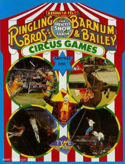 Misc. Games - Circus Games