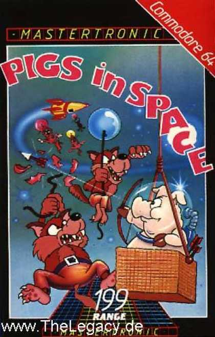 Misc. Games - Pigs in Space