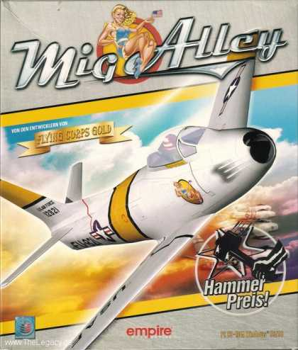 Misc. Games - Mig Alley
