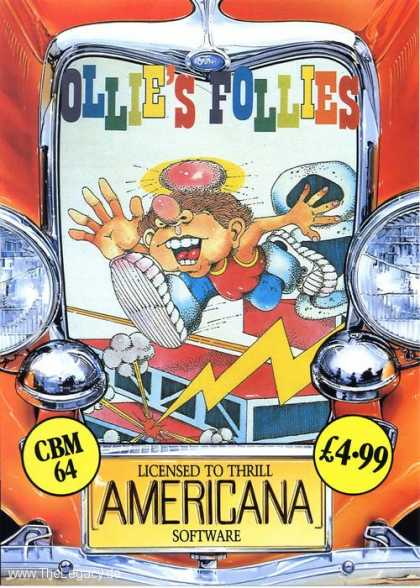 Misc. Games - Ollie's Follies