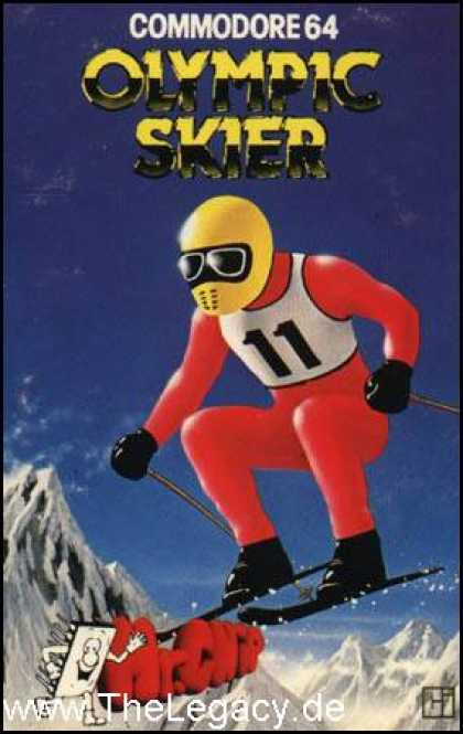 Misc. Games - Olympic Skier