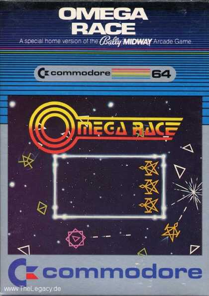 Misc. Games - Omega Race