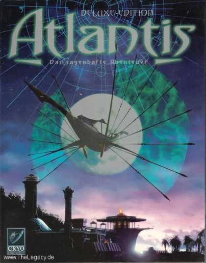 Misc. Games - Atlantis: The Lost Tales