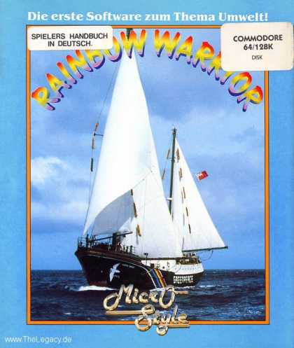 Misc. Games - Rainbow Warrior