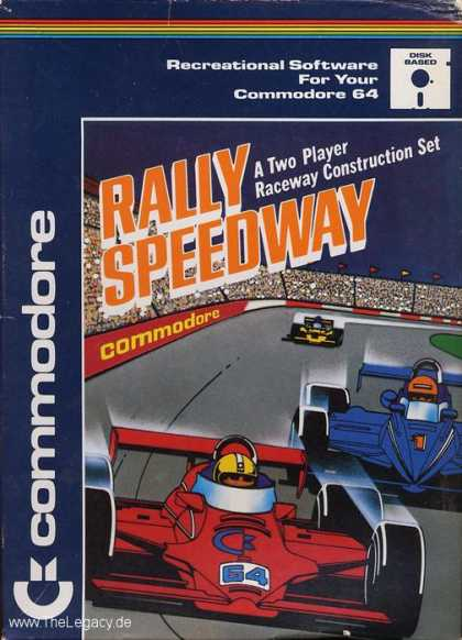 Misc. Games - John Anderson's Rally Speedway
