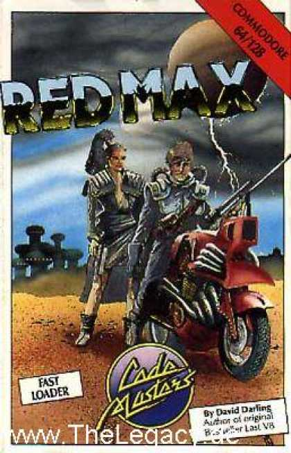Misc. Games - Red Max