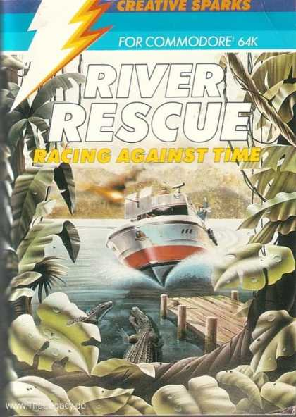 Misc. Games - River Rescue