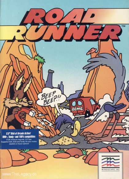 Misc. Games - Road Runner