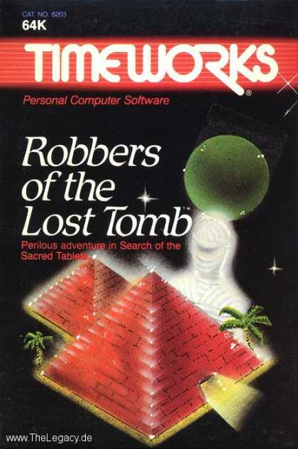 Misc. Games - Robbers of the Lost Tomb