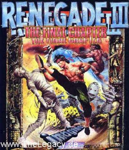 Misc. Games - Renegade III: The Final Chapter