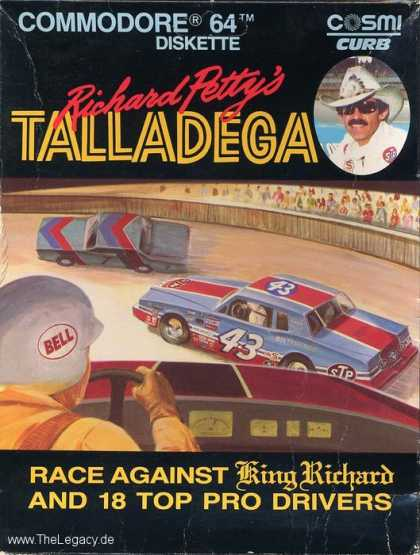 Misc. Games - Richard Petty's Talladega