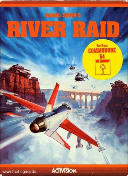 Misc. Games - River Raid