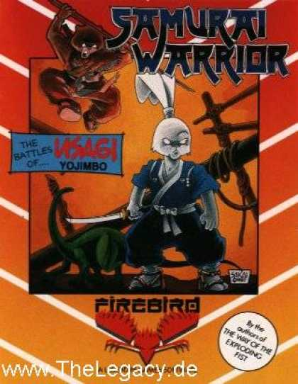 Misc. Games - Samurai Warrior