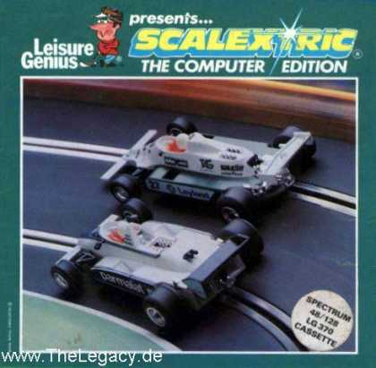 Misc. Games - Scalextric