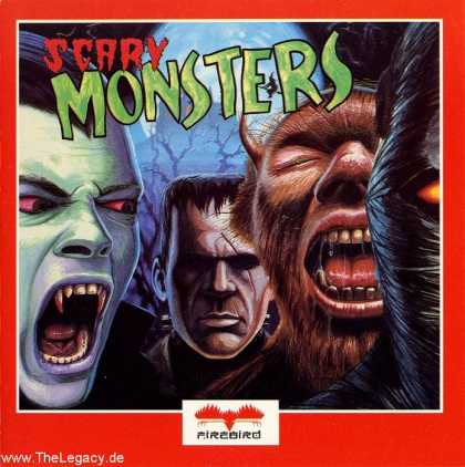 Misc. Games - Scary Monsters