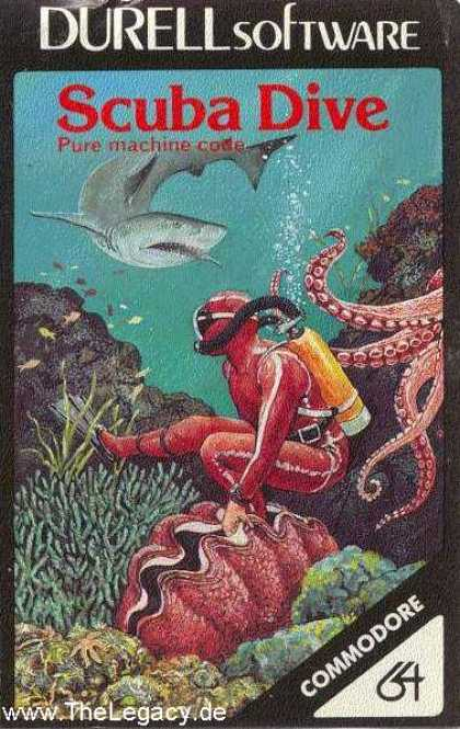 Misc. Games - Scuba Dive