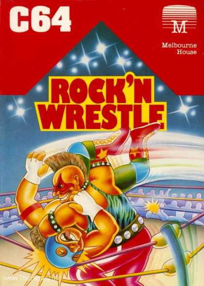 Misc. Games - Rock'n Wrestle