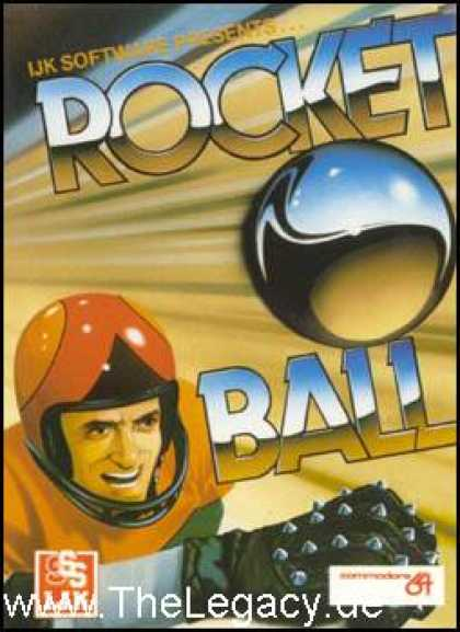 Misc. Games - Rocket Ball