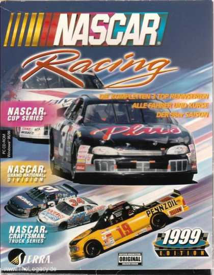 Misc. Games - NASCAR Racing 1999 Edition