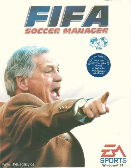 Misc. Games - FIFA Soccer Manager