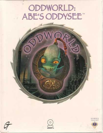 Misc. Games - Oddworld: Abe's Oddysee