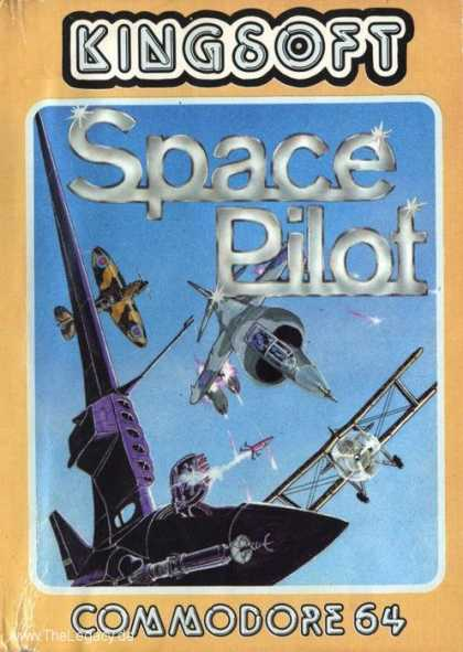 Misc. Games - Space Pilot