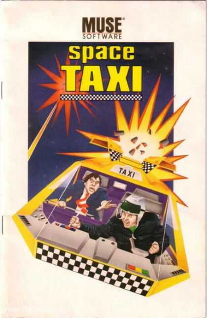 Misc. Games - Space Taxi