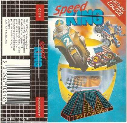 Misc. Games - Speed King