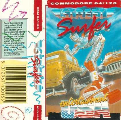Misc. Games - Street Surfer