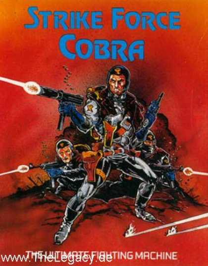 Misc. Games - Strike Force Cobra