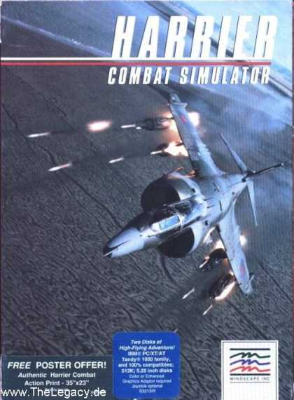 Misc. Games - Strike Force Harrier