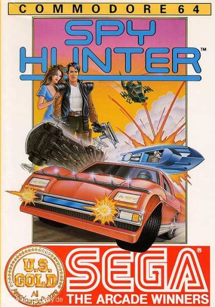 Misc. Games - Spy Hunter