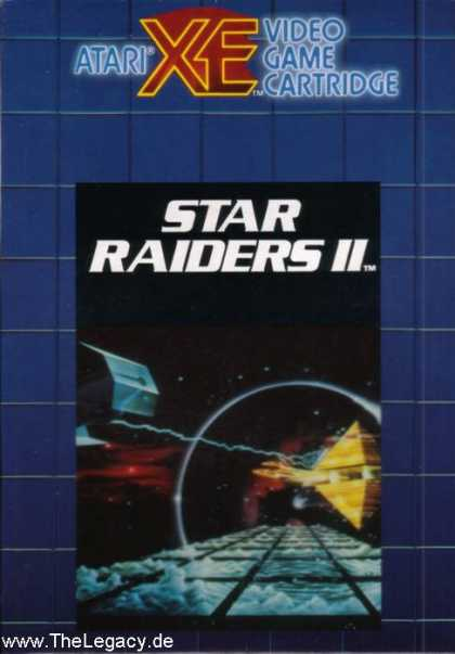 Misc. Games - Star Raiders II: The Great Galactic Adventure Continues