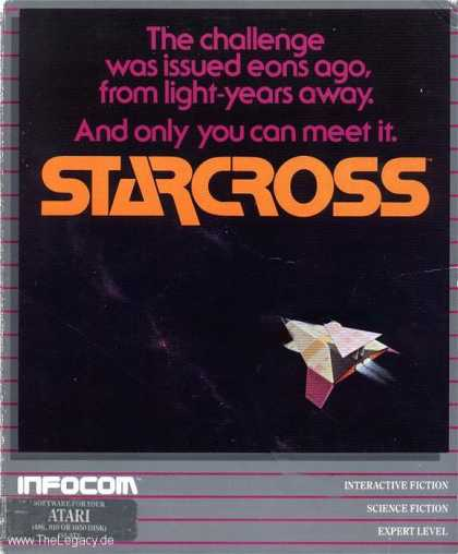 Misc. Games - Starcross