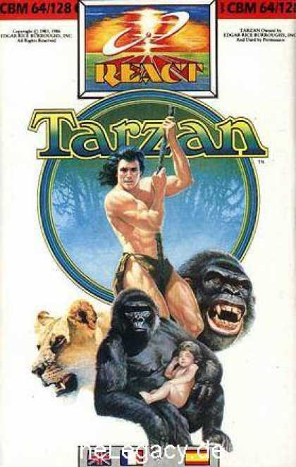 Misc. Games - Tarzan: Lord of the Jungle