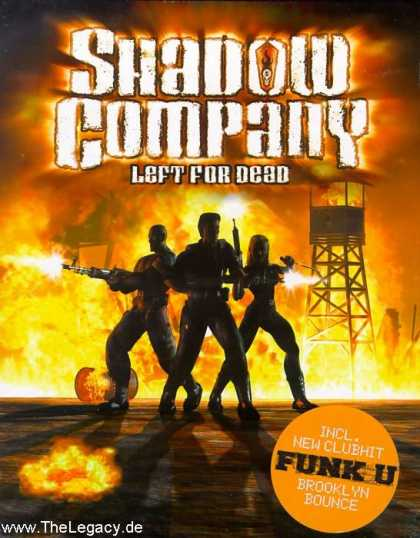 Misc. Games - Shadow Company: Left for dead