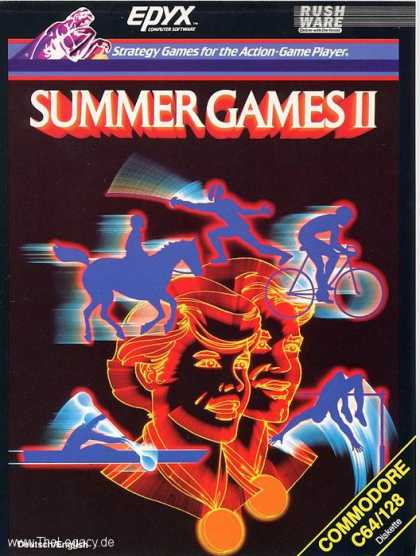 Misc. Games - Summer Games II