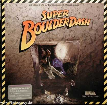 Misc. Games - Super BoulderDash
