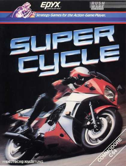 Misc. Games - Super Cycle