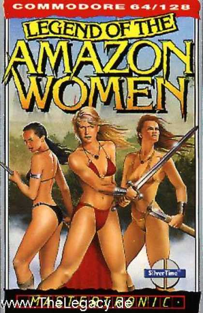Misc. Games - Legend of the Amazon Women, The