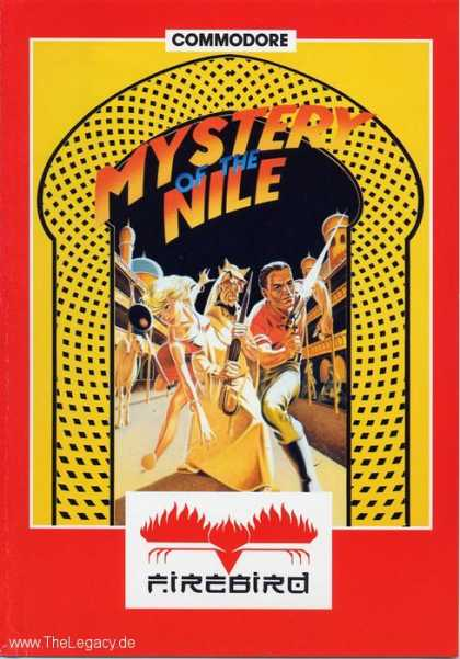 Misc. Games - Mystery of the Nile, The