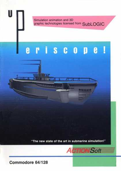 Misc. Games - Up Periscope!