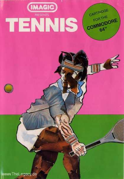 Misc. Games - Tournament Tennis