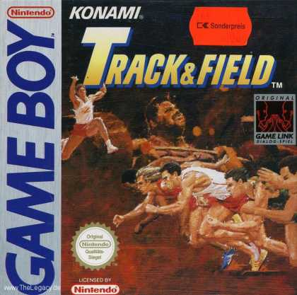 Misc. Games - Track & Field