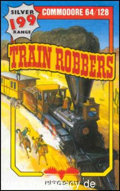 Misc. Games - Train Robbers