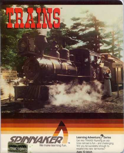 Misc. Games - Trains