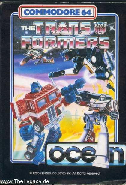 Misc. Games - Transformers, The